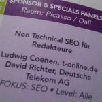 Non-technical SEO für Redakteure – SMX 2011